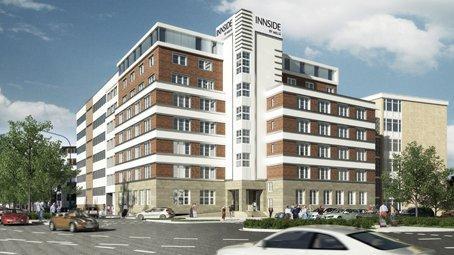 WGF AG Hotelprojekt Essen Osramhaus