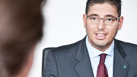 Pino Sergio CEO WGF AG