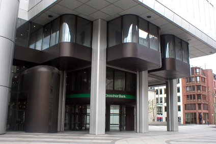 Silberturm - Frankfurt