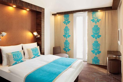 Hotel room - Motel One