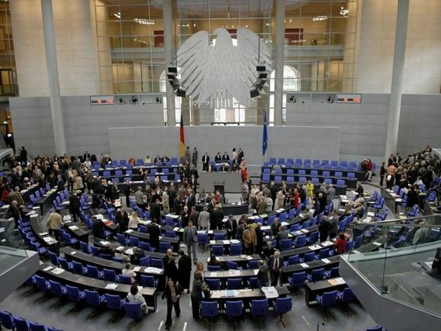 Germany's Bundestag