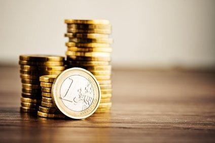 Investment Geld Euro