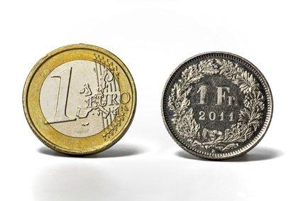 Swiss Franc - Euro