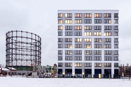 Berlin Euref - Hamborner REIT