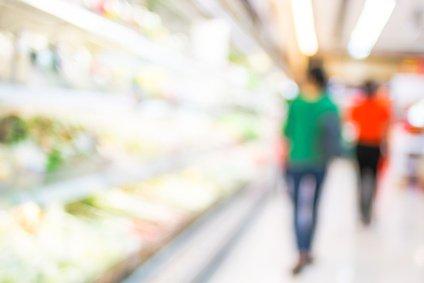 Supermarkt - Big Box Store