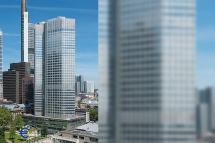 Eurotower - Frankfurt