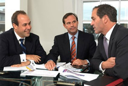 Aref Lahham, Van Stults and Bruce Bossom - Orion Capital Managers