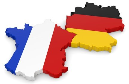 German French Germany France