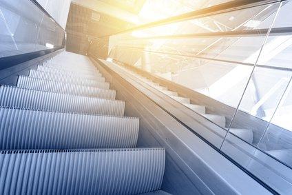 Escalator Supermarket