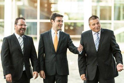 Sascha Giest, Thomas Lange und Frank Wildhirt - Velero Partners GmbH