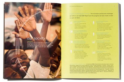CSR report imagery