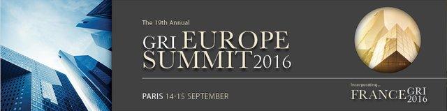 GRI Europe Summit 2016