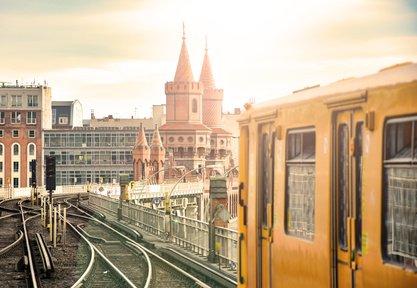 Berlin - Summer Sun