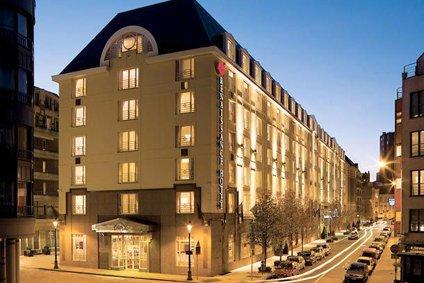 Renaissance Hotel - Brussels
