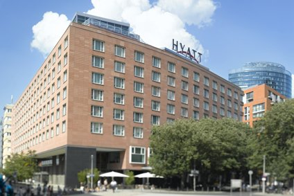 The Grand Hyatt Berlin