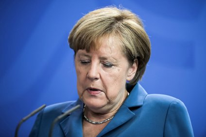 Angela Merkel - Shooting Munich