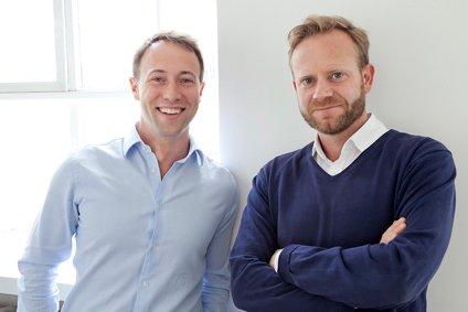 Alexander Bürk and Daniel Schuldig - Cresco
