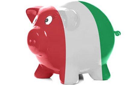 Sparschwein - Italien
