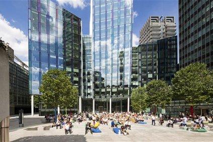 Facebook HQ London