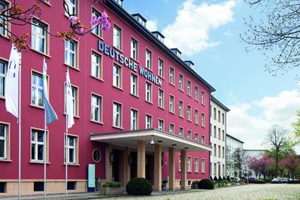 Deutsche Wohnen - Zentrale