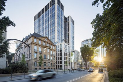 Taunusanlage 8 - T8 building - Frankfurt