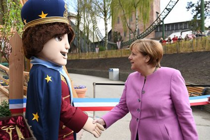 Merkel - Campaign Trail
