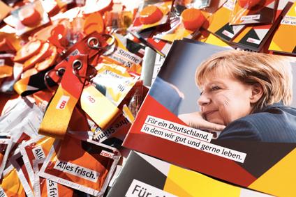 CDU Wahlwerbung