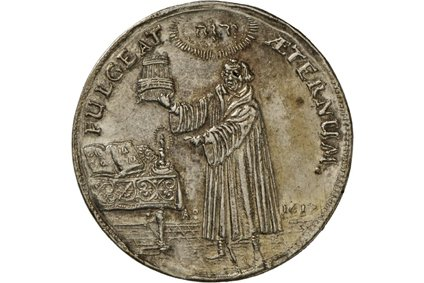 Luther medal