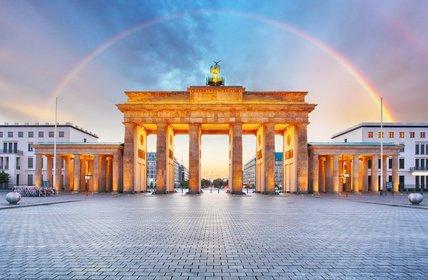 Berlin Shining