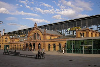 Mainstation Erfurt