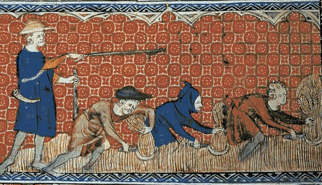 Life in 14th century