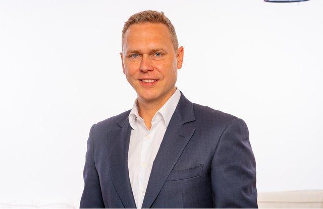 CFO André Speth