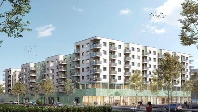 Schönhof Viertel