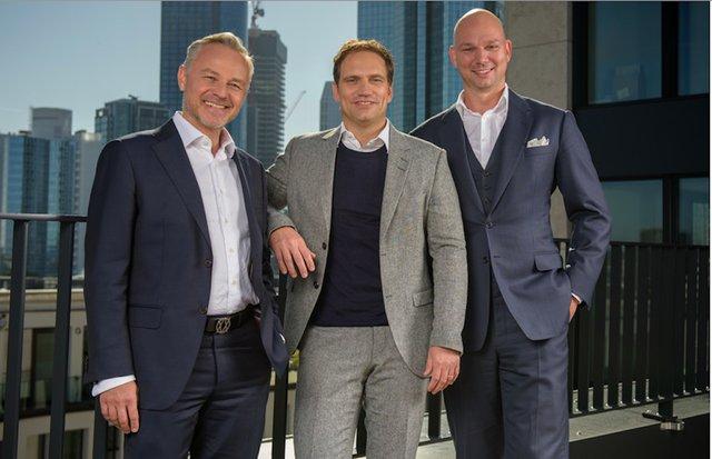 Thomas Dänzel, Sascha M. Wilhelm, Stefan Zimmermann