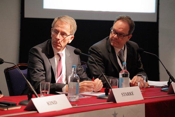 Peter Starke and Rainer Schmitt