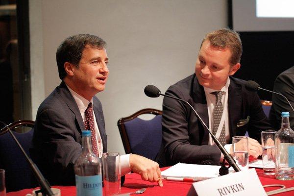 Ken Rivkin and Norman Meyer