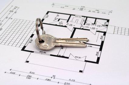 Grundriss Wohnung Schlüssel