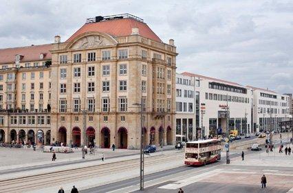 Altmarktgalerie in Dresden