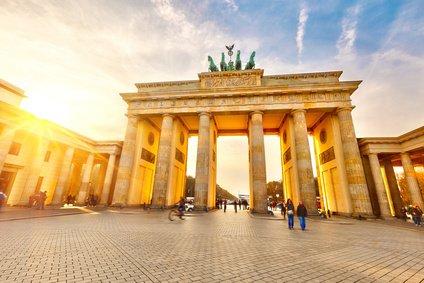 Berlin im Sommer