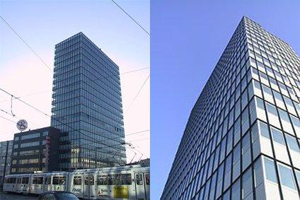 Barbarossa Center - Köln