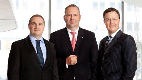 Segal, Zinnoecker, Schwagenscheidt by GSW Immobilien